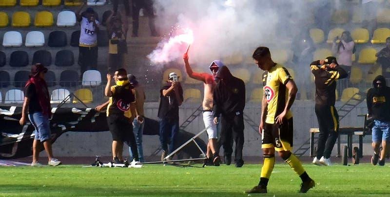 Coquimbo Unido suspende venta de entradas de su debut en Copa Sudamericana tras incidentes