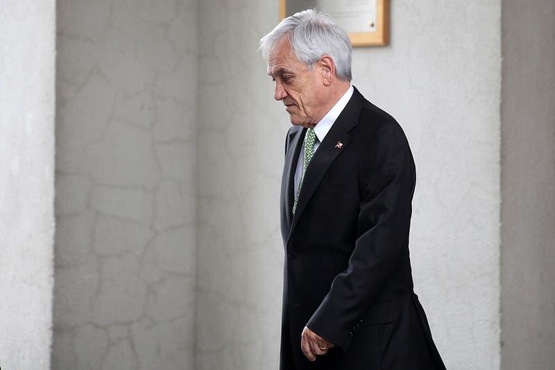 Pulso Ciudadano: Aprobación a Piñera sube a 11% y desaprobación se mantiene sobre 80%