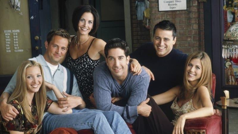Es oficial: Elenco de Friends se reunirá para un especial de la serie en HBO
