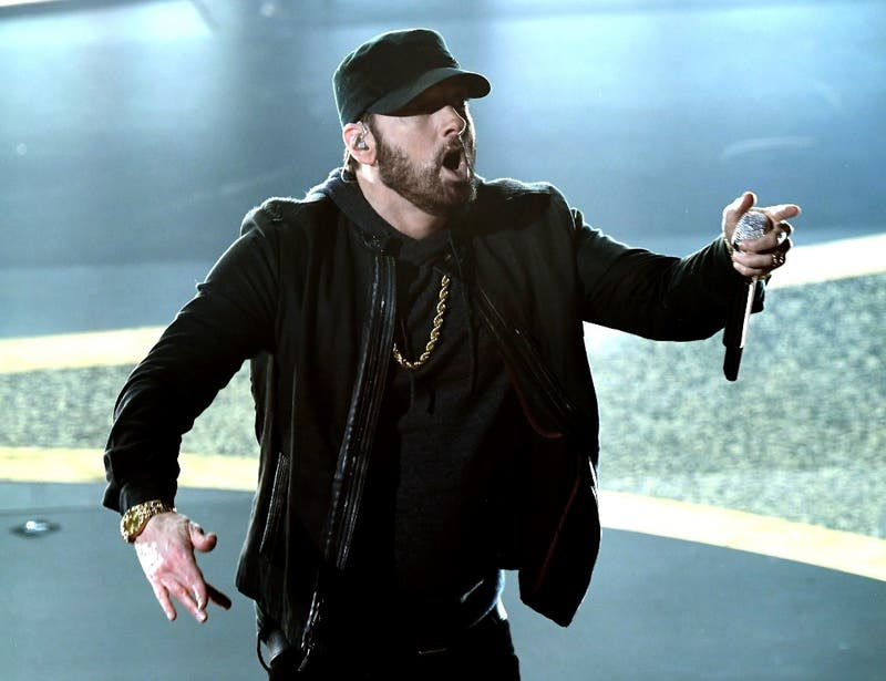 Oscar 2020: Eminem canta Lose yourself, 17 años después