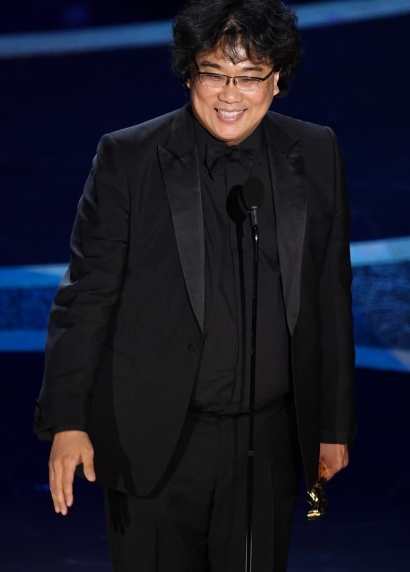 Oscar 2020: Voy a beber hasta mañana, dijo ganador Bong Joon-ho