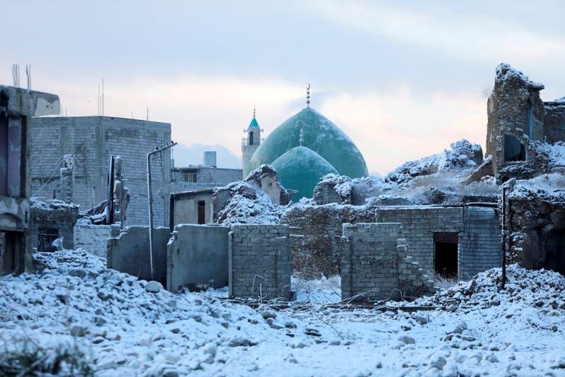 Mosul nevada.