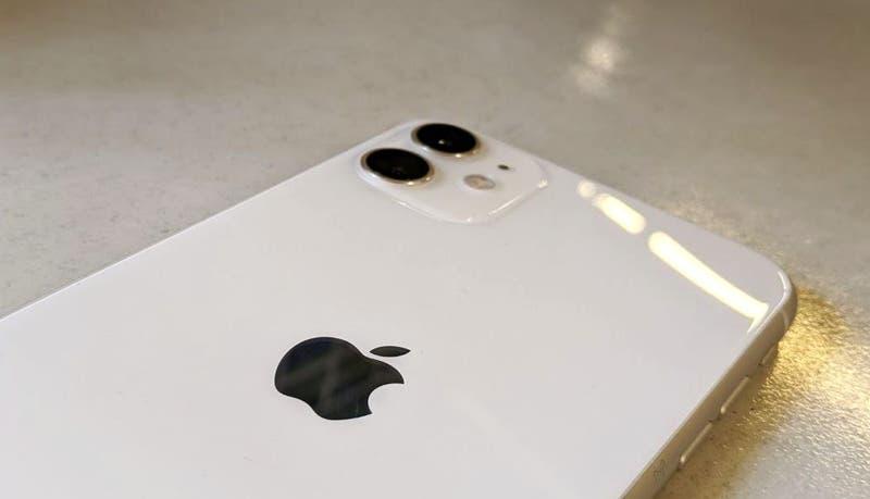 La cámara del iPhone 11