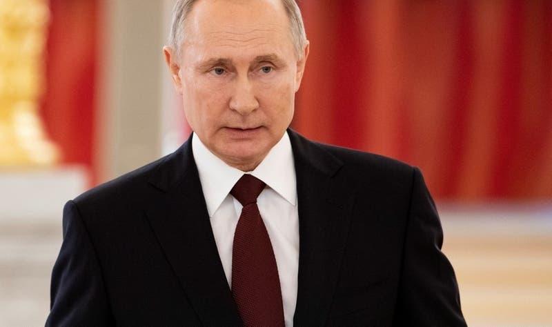 """Para Putin un matrimonio sólo es posible entre """"un hombre y una mujer"""""""