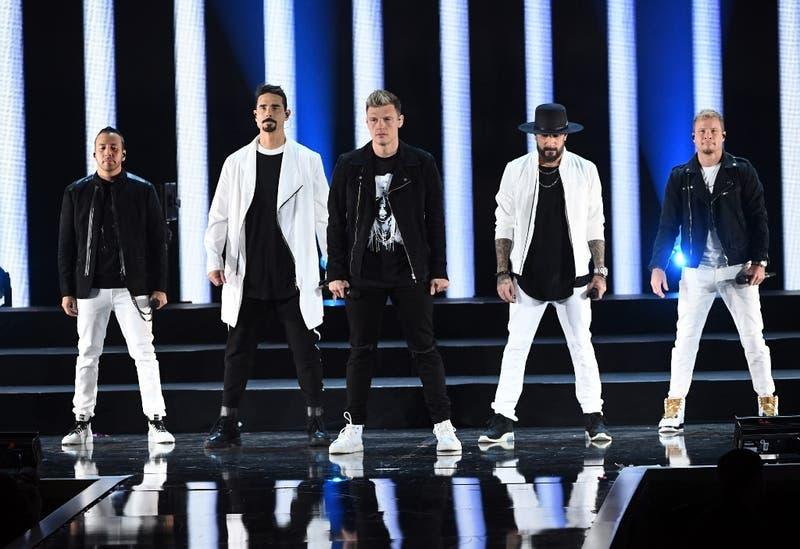 Backstreet Boys abre la puerta a una posible gira mundial con Nsync
