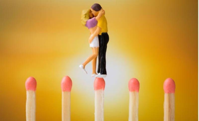 """La biología del """"flechazo"""": ¿Qué pasa en nuestro cerebro cuando nos enamoramos?"""