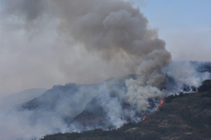 """Onemi y Conaf califican esta temporada de incendios como """"la más severa y riesgosa de la historia"""""""