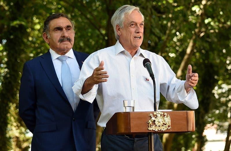 Encuesta Pulso Ciudadano: Piñera vuelve a bajar a 7% de aprobación y rechazo a su gestión llega a 83