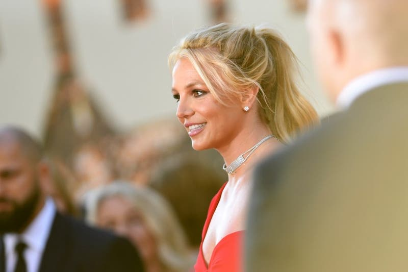 """""""Stronger than yesterday"""": Britney Spears sufre accidente mientras bailaba"""