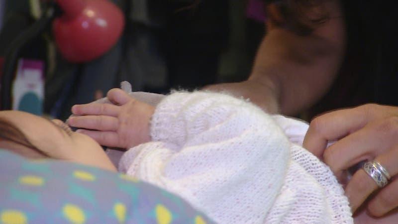 Aumentan los partos fuera de los recintos hospitalarios