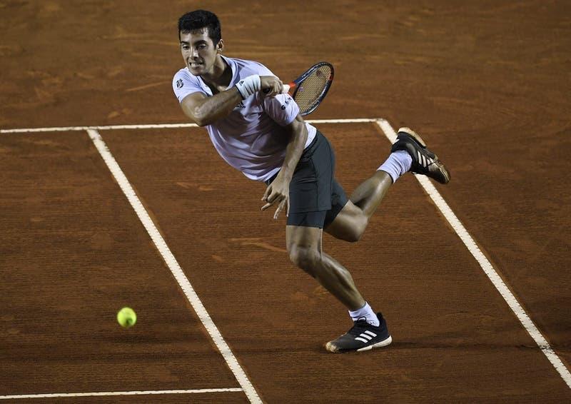 Cristian Garin vs. Borna Coric: Horario y dónde ver el reinicio de la semifinal del ATP de Río