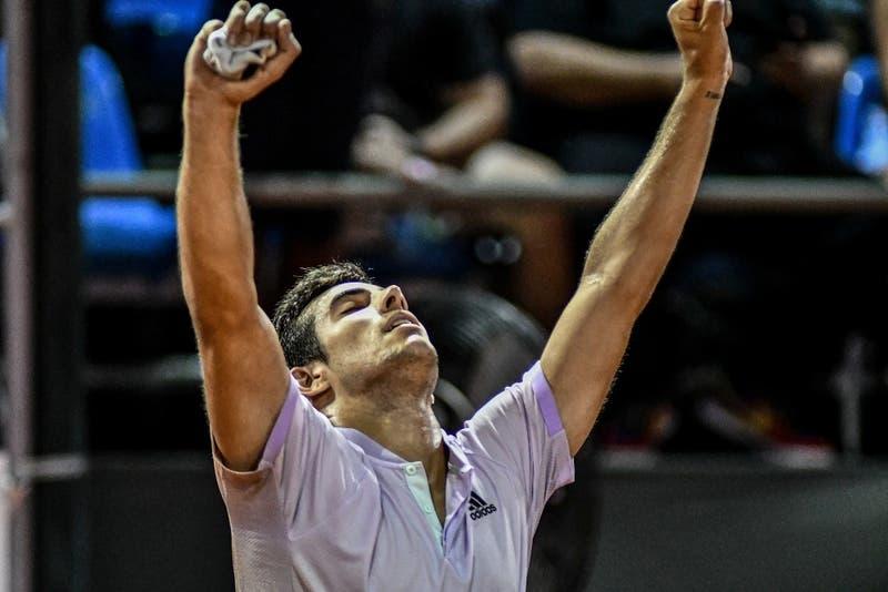 Garin se impone a Coric y avanza a la final del ATP 500 de Río de Janeiro