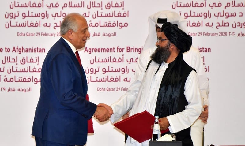 EEUU y talibanes firman acuerdo histórico para el futuro de Afganistán