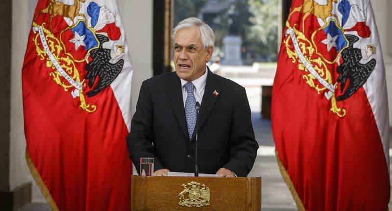 "Piñera y primer caso de coronavirus en Chile: ""Estamos preparados para enfrentar esta epidemia"""