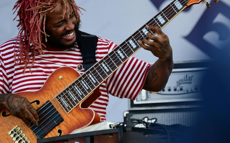 Thundercat, músico estadounidense, vuelve a Chile el 19 de mayo