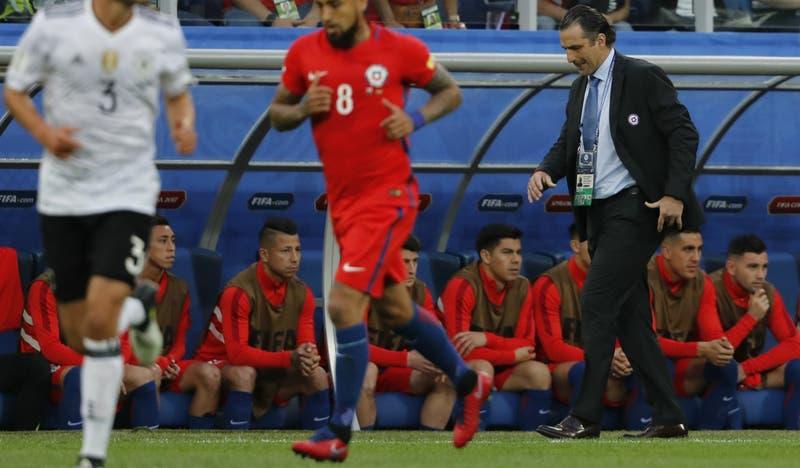 """Pizzi: """"Uno de los fracasos más duros de mi carrera deportiva fue no clasificar a Chile al Mundial"""""""