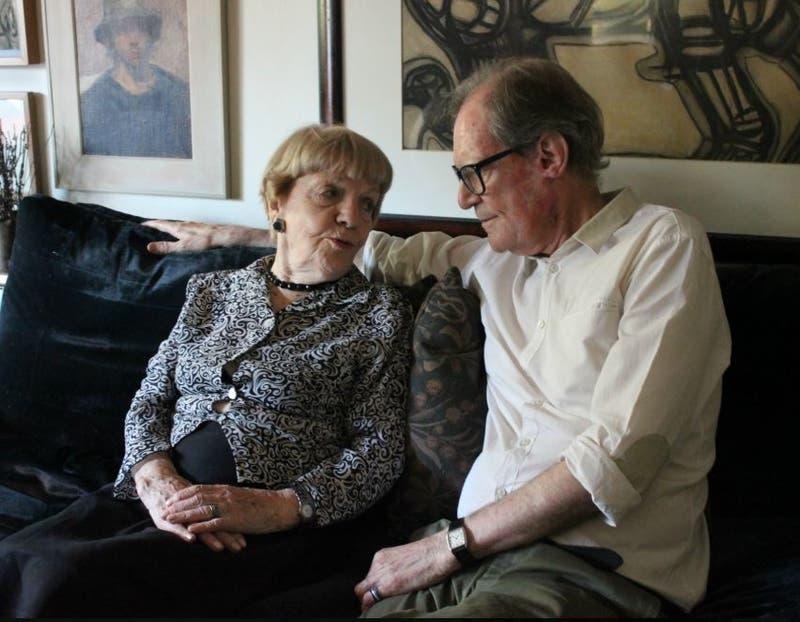 Muere a las 99 años actriz Bélgica Castro un día después de su pareja Alejandro Sieveking