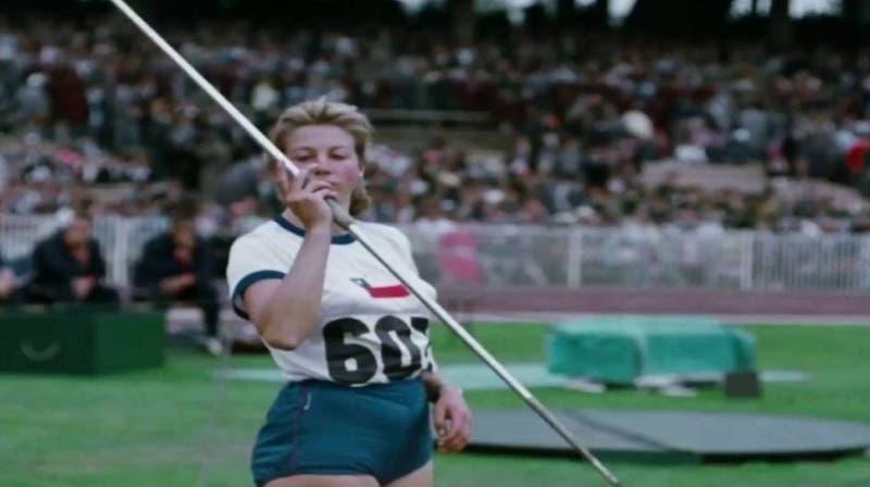 Team Chile recordó a Marlene Ahrens, la primera y única chilena medallista olímpica