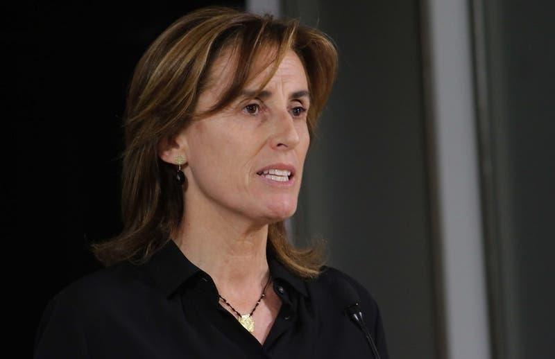 """Marcela Cubillos por insultos a carabineras: """"Ninguna mujer debe soportar que la agredan así"""""""