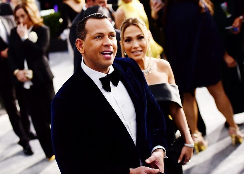 Tik Tok: Jennifer Lopez y Alex Rodriguez publican gracioso video