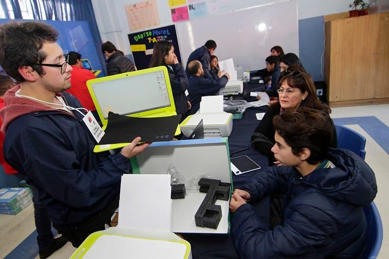 Yo elijo mi PC: Hasta el 15 de marzo los estudiantes pueden elegir sus computadores gratuitos