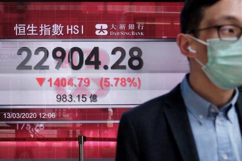 Economía china se desangra en plena pandemia del coronavirus