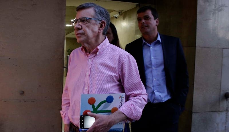 El plazo que puso el alcalde Lavín para el cierre de centros comerciales
