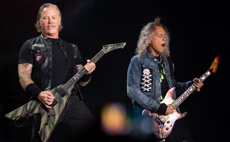 Metallica anuncia postergación de show en Chile por coronavirus