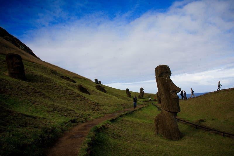 Confirman el primer caso de contagio de coronavirus en Rapa Nui