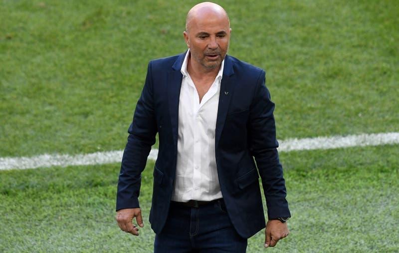 """""""Me fui encima a pegarle"""": Jugador dirigido por Sampaoli revela que quiso golpear al DT"""
