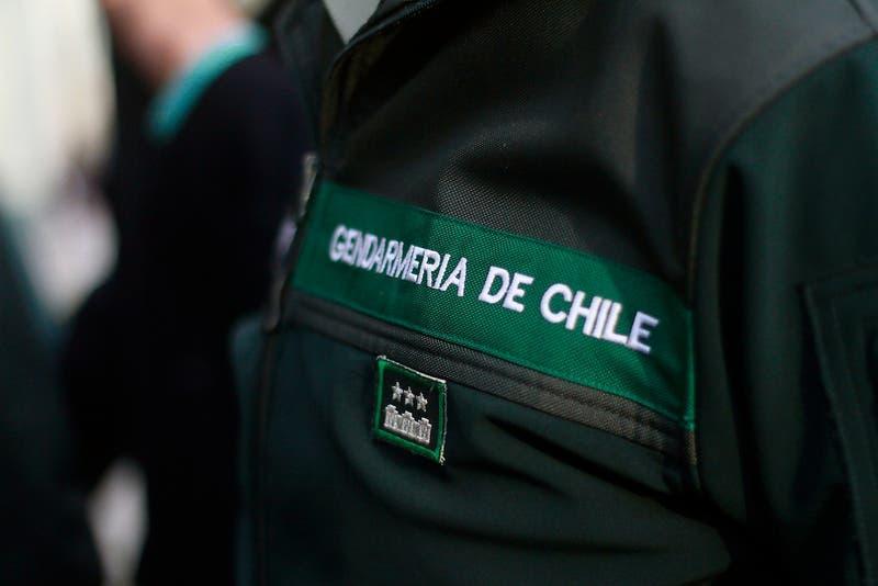Gendarmería confirma que interno de la cárcel de Puente Alto dio positivo con coronavirus