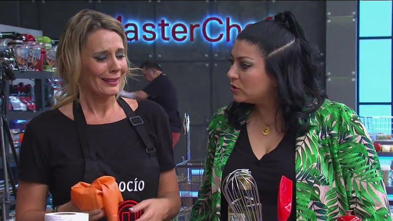 MasterChef: Chef Fernanda le 'paro los carros' a Botota durante crisis de llanto de Rocío Marengo