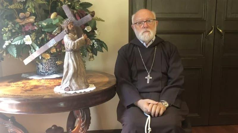 Arzobispado lanza servicio telefónico y de videollamadas gratuito de acompañamiento espiritual