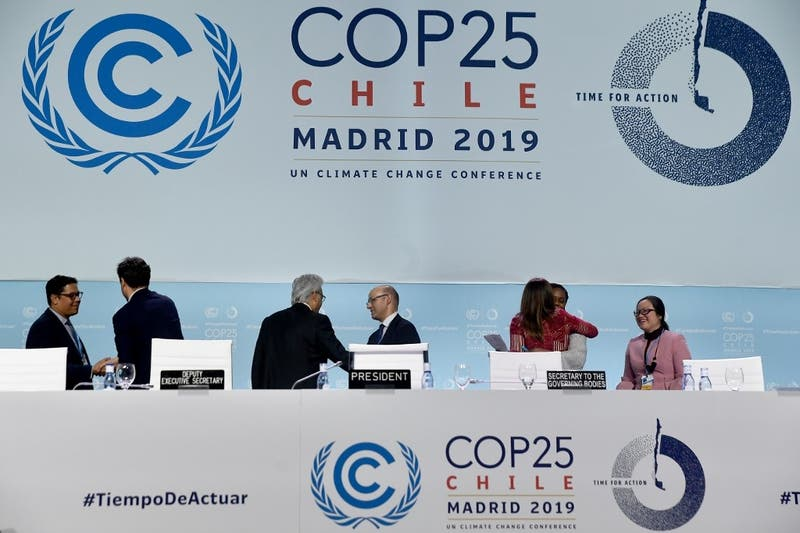 Cancelada la conferencia del clima COP26 en Glasgow a causa del coronavirus