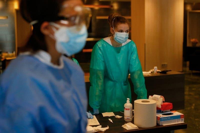 España extiende cuarentena hasta el 25 de abril por el coronavirus