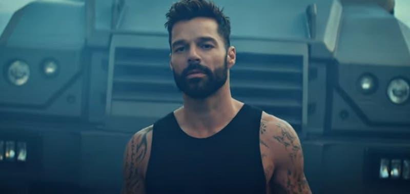 """Ricky Martin sorprende y comparte video de """"Tiburones""""realizado con bailarines chilenos"""