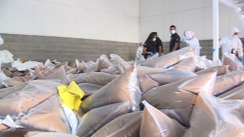 [VIDEO] Reportajes T13: Usaban Chile como base para exportar cocaína líquida