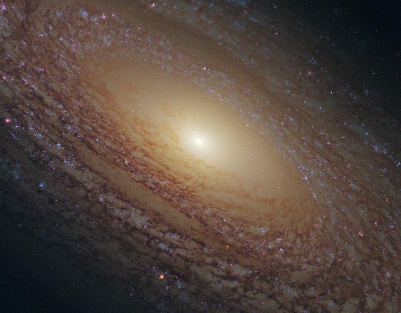La NASA revela qué imagen capturó el telescopio Hubble cuando naciste