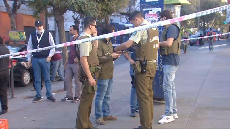 Guardia de seguridad muere en San Bernardo tras ataque de un civil