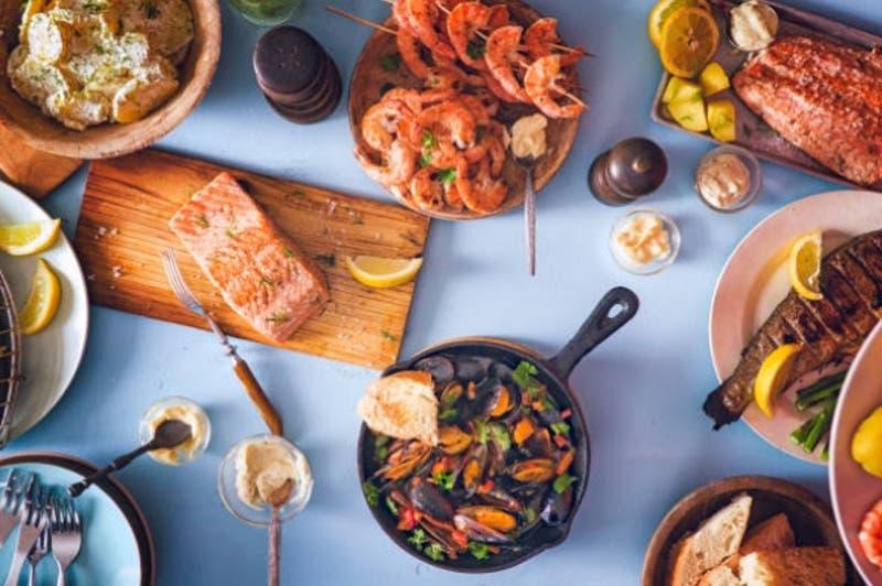3 emprendimientos para comprar pescados y mariscos a domicilio