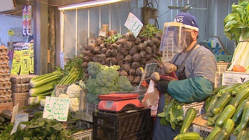 ¿Caro o barato? Así están los precios de las frutas y verduras