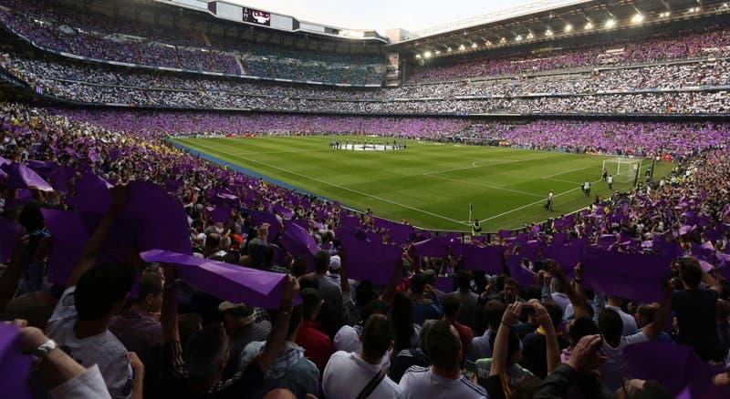 Real Madrid abandonaría el Santiago Bernabéu una vez que se reanude el fútbol en España