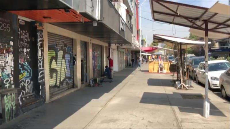 Reportajes T13: Barrios comerciales golpeados por la pandemia