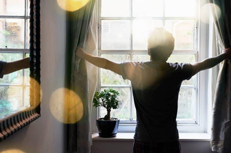 #Quédateencasa: Tres tips para superar la falta de sol durante la cuarentena