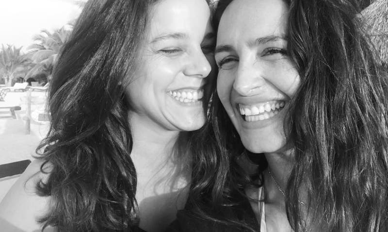 Francisca Alegría, la destacada directora chilena que le robó el corazón a Fernanda Urrejola