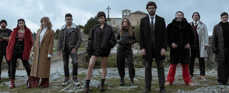 La casa de papel 4 (Netflix): ¿spin-off de El Profesor y Lisboa?