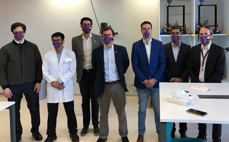 Corfo selecciona 13 proyectos con ideas innovadoras para proteger al personal de salud del COVID-19
