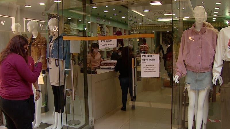 Así se preparan los malls para reabrir sus puertas