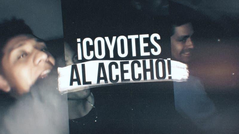 Reportajes T13 Frontera norte: El drama de los inmigrantes