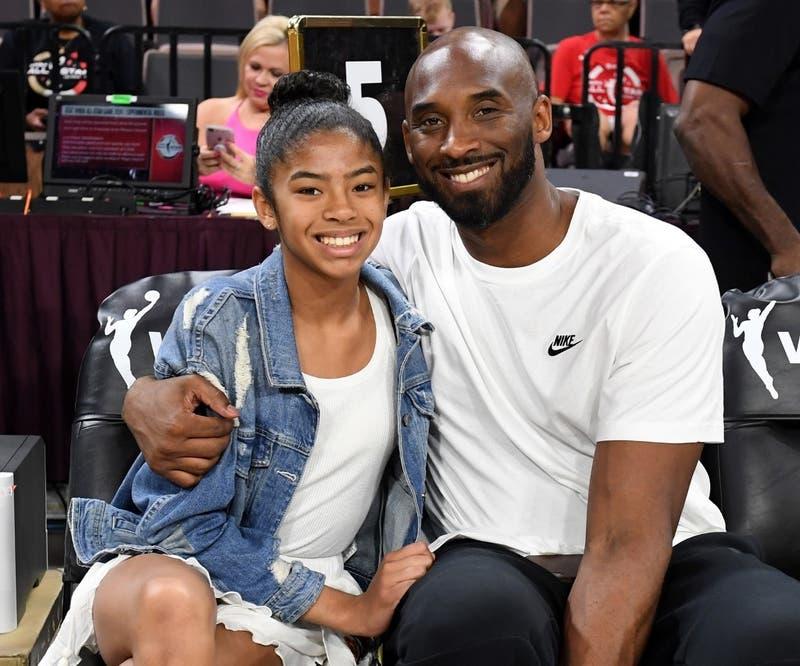 Vanessa Bryant revela tatuaje en honor a Kobe y su hija Gianna
